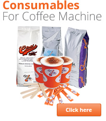Consumables for Coffee Machines